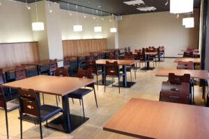 レストラン[1F] つまり食堂
