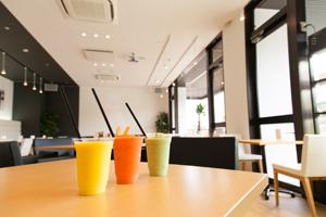 カフェレストラン[1F] manma and cafe ユキマツリ